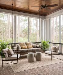 Innovation Sunrooms Ideas Handing Daybed Is Perfect Furniture Choice For Sunroom To Design