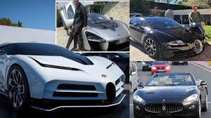 The legendary forward reportedly paid a whopping £8.5 million to add to his diverse. Cristiano Ronaldo Cars 2021 Checkout The Luxurious Cars He Owns
