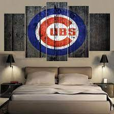 canvas art wall decor baseball canvas