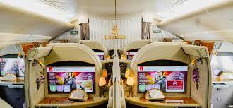 international first class airlines