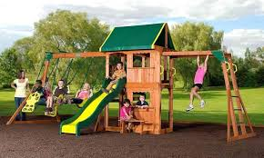 playsets for small yards best swing set for small yards best outdoor playsets for small yards