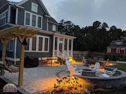 backyard pavers patio design ideas