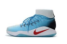 womens nike hyperdunk basketball shoes. womens nike hyperdunk 2016 flyknit basketball shoes white blue hyperdunk n