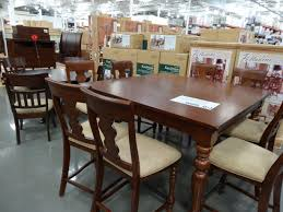 pub tables bistro sets costco dining table