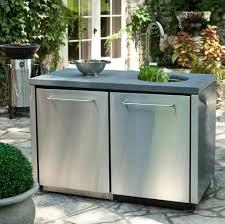 outdoor small modular outdoor kitchen storage cabinet with sink 9 for outdoor kitchen storage