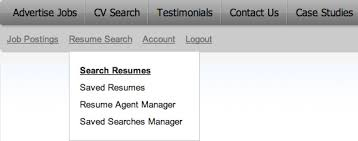 Resume Search Overview Jobmount