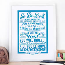 oh the places you ll go dr seuss print  on dr seuss oh the places youll go wall art with oh the places you ll go dr seuss print by chatty nora