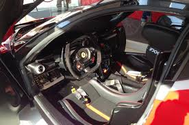 ferrari fxx interior. ferrari reveals 1021bhp laferrari fxx k updated fxx interior 3