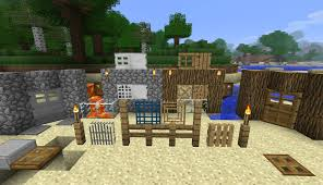how to make a fence in minecraft. Half Door Mod How To Make A Fence In Minecraft V