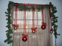 Christmas Ball Decoration Ideas Classy Christmas Window Decoration Ideas HomesFeed