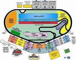 Daytona International Speedway Daytona Beach Fl Seating