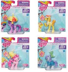 Коллекционная фигурка My Little <b>Pony Hasbro</b> B3595 купить по ...