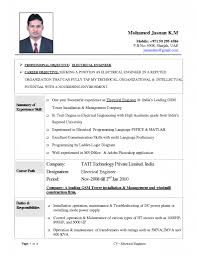 Resume Template Sample Engineering Resume Horsh Beirut Resume
