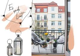 Die Richtige Beleuchtung Für Deinen Balkon Wohnklamotte