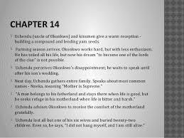 things fall apart summary 24