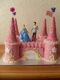 Princess Castle Cake Cake Frills
