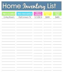 household inventory template. Household Food Inventory Template Request For Proposal Template