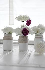 Mason Jars Decorated With Twine 100 best The Many Uses of Mason Jars images on Pinterest 100 68