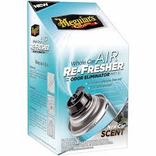 new car total release odor eliminatorMeguiars Air Freshener New Car  Walmartcom