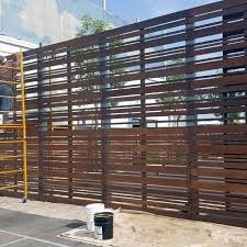 Metal fence design Circle Unique Metal Horizontal Fence Design Ideas Next Luxury Top 60 Best Modern Fence Ideas Contemporary Outdoor Designs
