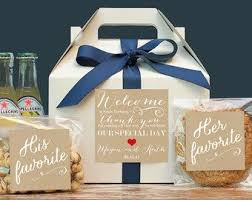 54 best wedding welcome gifts images on pinterest marriage Wedding Etiquette Out Of Town Guests Gift set of 6 out of town guest box wedding welcome box wedding welcome wedding etiquette out of town guests gift