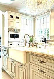 Off white country kitchens Island Country French Kitchen French Country Kitchen With White Cabinets Off White Country Kitchen Cabinets Country French Country French Kitchen Shawn Trail Country French Kitchen French Country Kitchen Cabinets For Sale