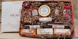 hickory farms gift basket