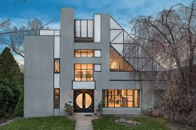 postmodern residential architecture. This $1.95 Million House In The Bronx Features Postmodern Architecture Photos | Architectural Digest Residential