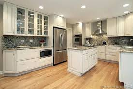 kitchen colors with white cabinets image kitchen ideas with white cabinets and black appliances