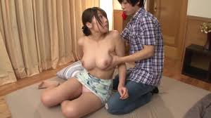 Japanese step mom milf