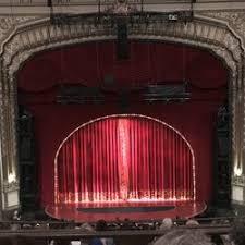 Shn Curran Theatre Seating Chart Golden Gate Theatre In San