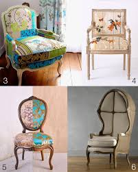 vintage upholstered chair. Delighful Chair Colorful Upholstered Antique Chairs Intended Vintage Chair
