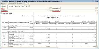 СофтСервис Льнозавод pdf Отчетность по учету ОС и НМА Ведомости амортизации ОС и НМА Согласование ОС для переоценки