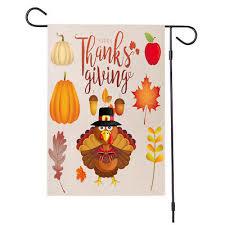 happy thanksgiving turkey pattern fall