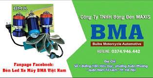 Đèn Led Xe Máy BMA Việt Nam - Home
