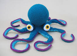 Octopus Crochet Pattern Unique Crochet A Giant Octopus Amigurumi So Fun And The Pattern Is FREE