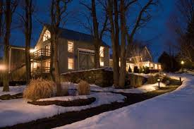 awesome new england style outdoor lighting