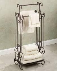 plain wonderful bathroom towel racks free standing freestanding towel rack can help save space towels towel racks