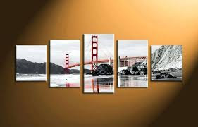 huge canvas art five piece canvas wall art elegant 5 piece city black and white huge on huge wall art pieces with huge canvas art five piece canvas wall art elegant 5 piece city