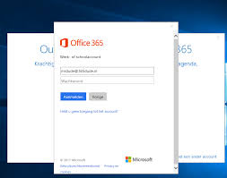 login outlook 365 pass through authentication and sso