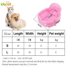 Pet Bed Size Chart Us 12 59 40 Off Cute Lace Princess Dog Basket Bed Cat Puppy Pet Beds Pet Dream Nest Pet Kennel Cat Dog Beds Luxury Cat Dog Sofa 7a4q In Houses