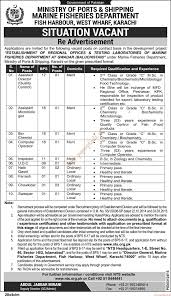 marine fisheries department ministry of ports shipping jobs marine fisheries department ministry of ports shipping jobs the nation jobs ads 20 2015