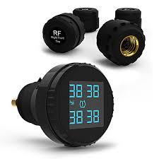 <b>CARCHET TPMS Tyre Pressure</b> Monitoring System+4 External ...