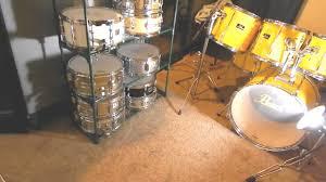 16 snare drum storage rack finally