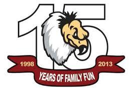 condors unveil 15th anniversary logo