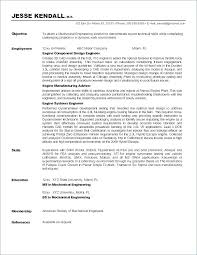 Examples Of Objectives In Resume Objectives Resume Examples Resume
