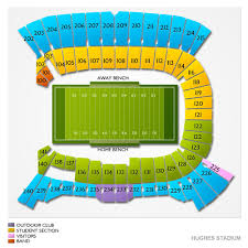 Csu Canvas Stadium Seating Chart Canvas Stadium 2019 Seating Chart