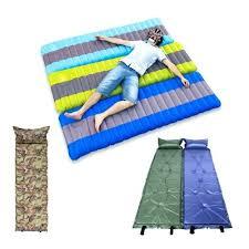 outdoor foam padding self inflating air sleeping pad camping mat lightweight furniture outdoor foam