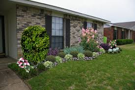 North Facing Front Garden Design Landscaping Ideas North Facing Front Yard Ranch House