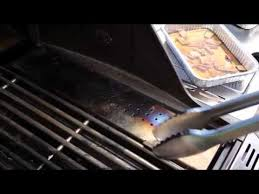 How to Smoke on a Gas Grill: Weber Grills - YouTube